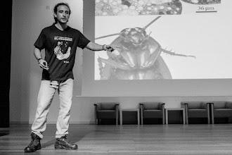 Photo: José Jesús @Raven_neo, metiendo el dedo en la llaga de la endosimbiosis cucarachil.