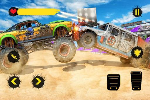 Monster Truck Crash Derby : Fearless Stunts 2019 1.2 screenshots 1