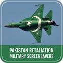 Pakistan Retaliation Military Screen Savers icon