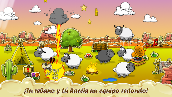 Clouds & Sheep: miniatura de captura de pantalla