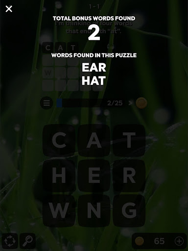 Word Bits: A Word Puzzle Game  screenshots 8