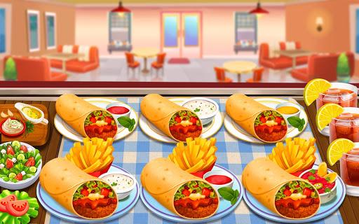 Tasty Kitchen Chef: Crazy Restaurant Cooking Games apkmr screenshots 5