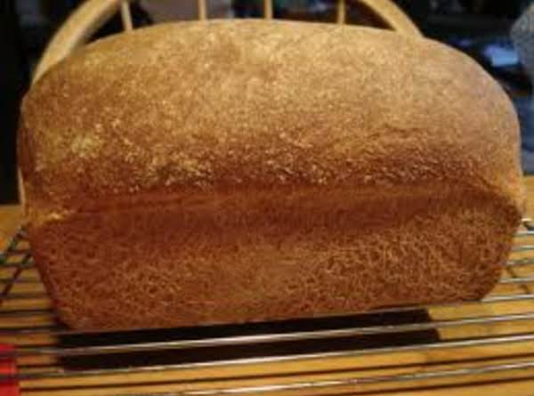 Freezer Whole Wheat Bread Recipe