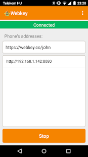 Webkey (ROOT REQUIRED)- screenshot thumbnail