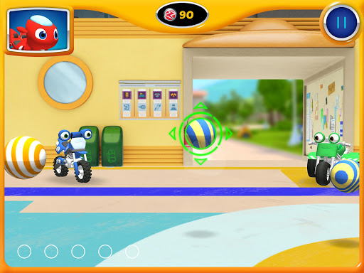 Ricky Zoomu2122: Welcome to Wheelford 1.2 screenshots 13
