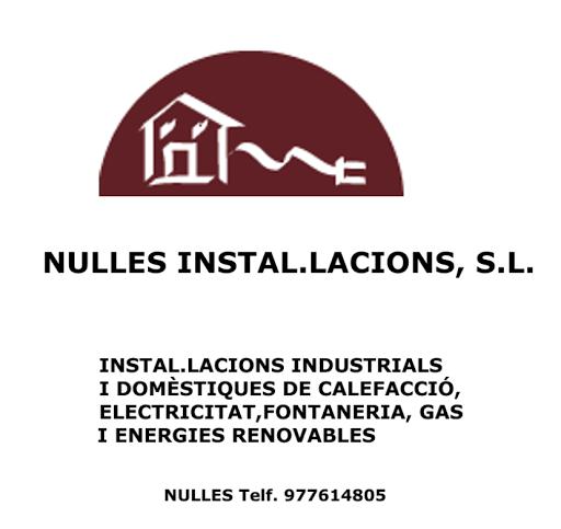 Resultado de imagen de nulles instal·lacions