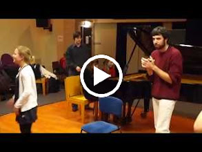 Video: Teaching while playing (piece by Ernst Reijseger)