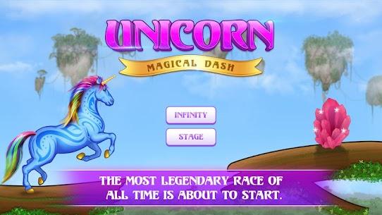 Unicorn Dash: Magical Run 1