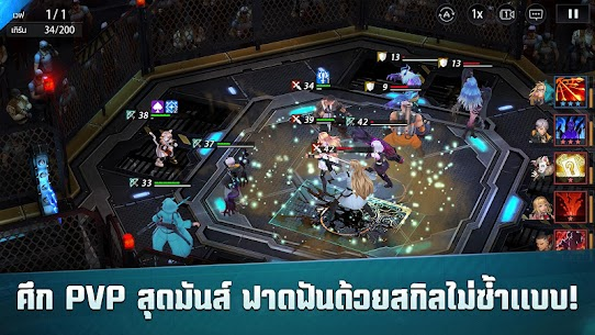Heroes War: Counterattack Mod Apk Download For Android and Iphone 5