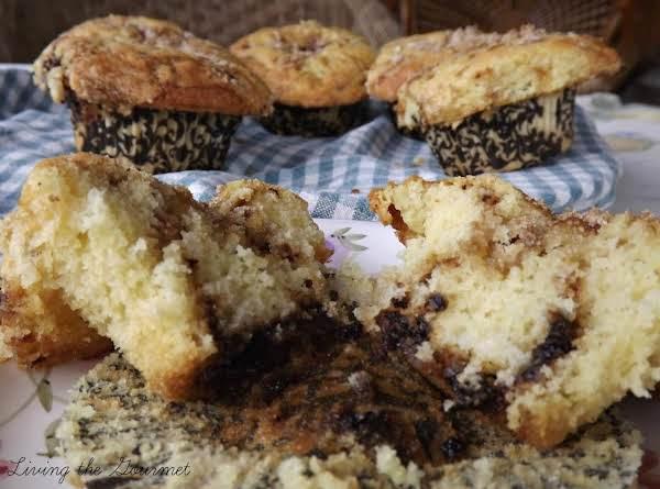 Balsamic – Currant Muffins Recipe