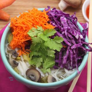 Garden Noodle Bowls