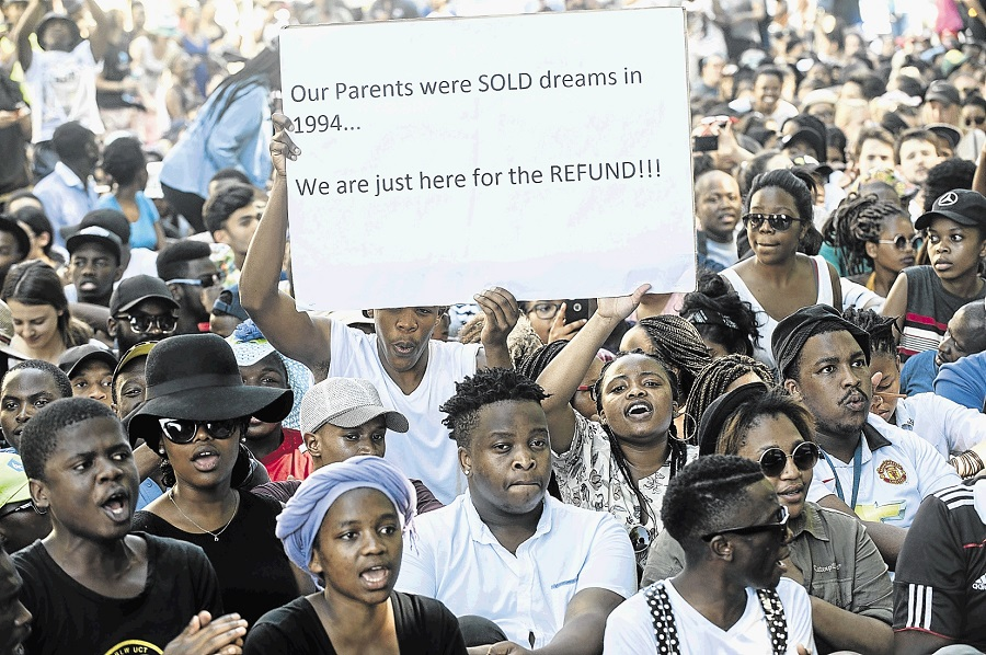 Students must be heard if academic transformation is to be realised
