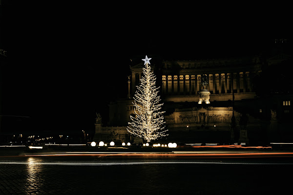 Merry Christams from ROME