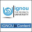 IGNOU e-Content icon