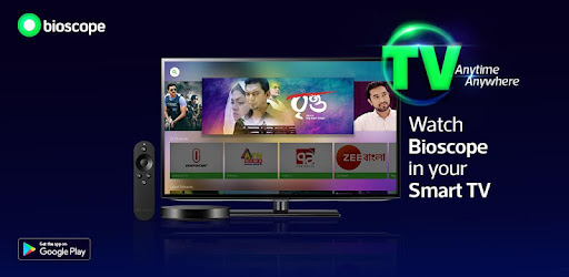 Bioscope Live TV - by Grameenphone Limited - Entertainment