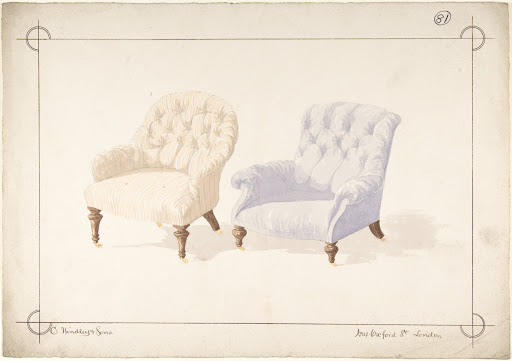 Designs for Two Chairs