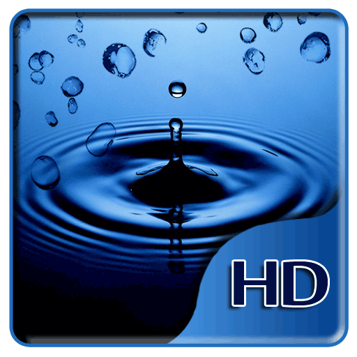 Water Drop Live Wallpaper Apps On Google Play
