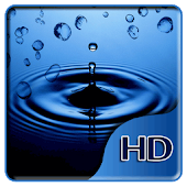 Wasser Drop Live Wallpaper