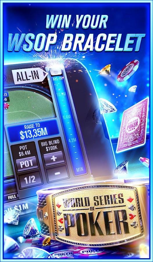 world series of poker texas holdem