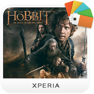 XPERIA™ The Hobbit Theme