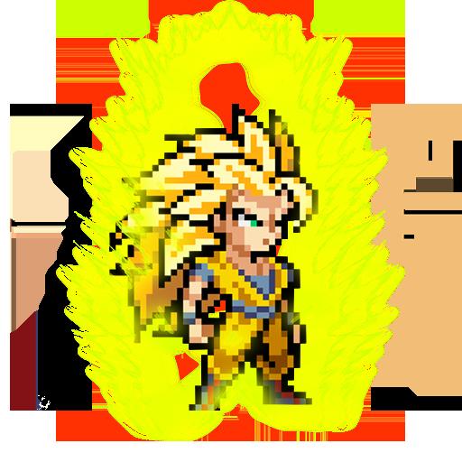 Goku dragon saiyan transformation