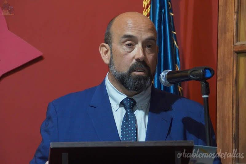 Manuel Castellano reelegido para la presidencia de la Federació Amics de la Pólvora de Benicalap