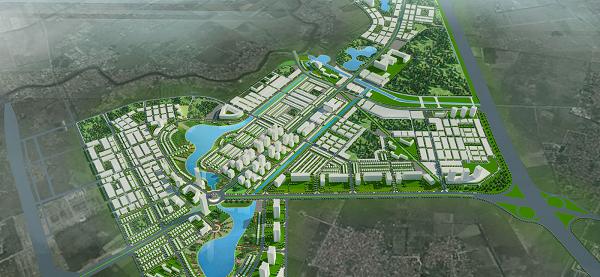 Quy mô dự án Thanh Hà Cienco 5