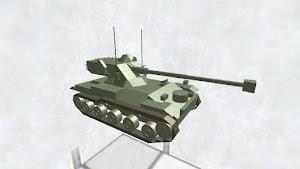 AMX-13 75 ディティールちょいアップ版