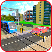 Railroad Crossing Game – Free Train Simulator