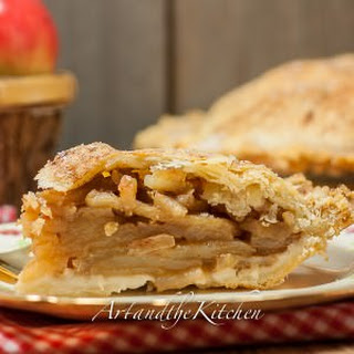 Grandma's Old Fashioned Apple Pie.