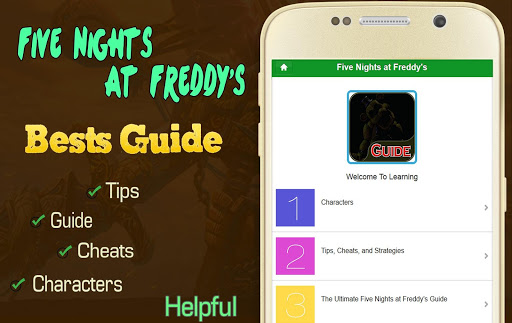 Guide to Five Nights at Freddy