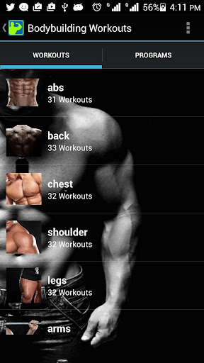 Bodybuilding and Workout Plans