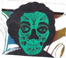 Photo: Wenchkin's Mail Art 366 - Day 200 - Card 200a