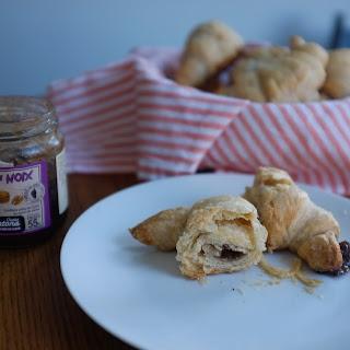 Fig Jam Croissants