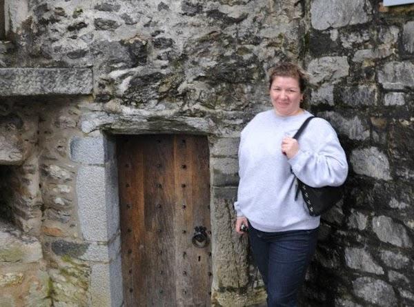 "Ross Castle, Killarey This is me standing beside the door.  I am 5'6"" tall...."
