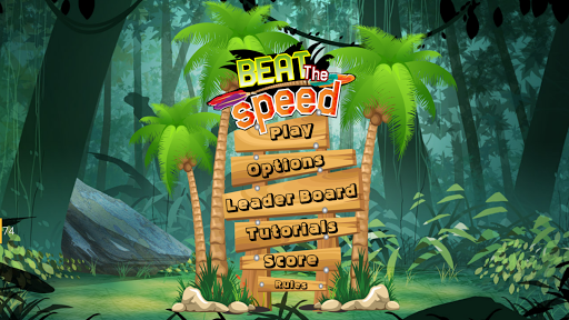 BEAT THE SPEED