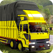 Indian Truck Offroad Cargo Drive Simulator 2