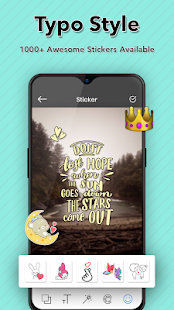 Download Typo Style: Add text On Photo with Cool Font Style For PC Windows and Mac apk screenshot 6