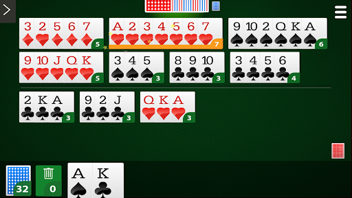 Card Games - Canasta, Burraco 100.1.40 screenshots 3