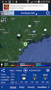 WGME WX- screenshot thumbnail