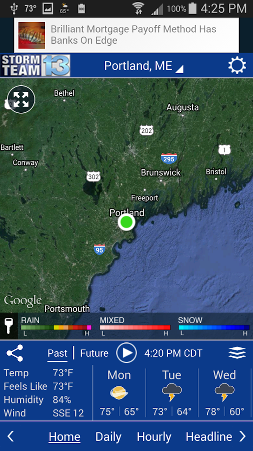 WGME WX- screenshot