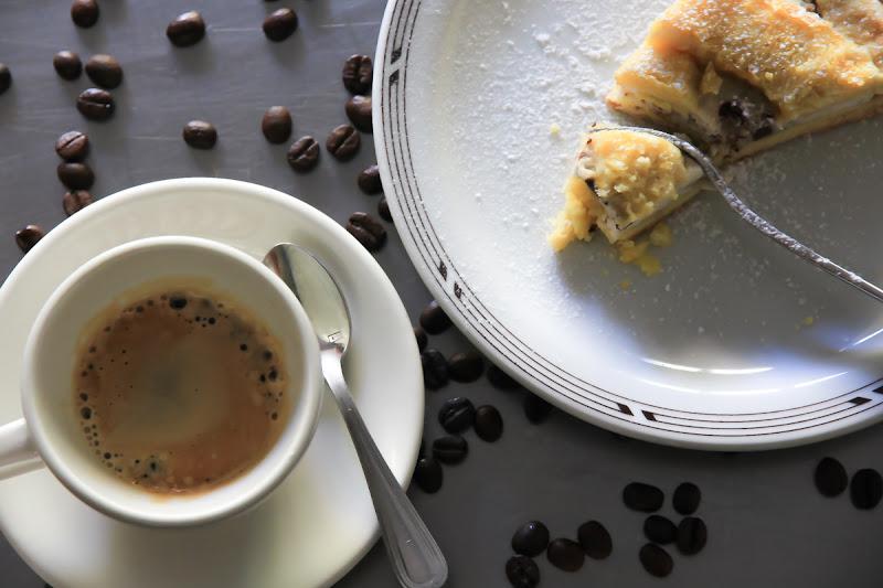 Caffe e torta grazie di norma.luna