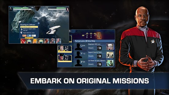 Star Trek Timelines Screenshot 2