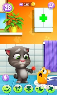 My Talking Tom 2 MOD Apk 1.6.0.679 (Unlimited Money) 7