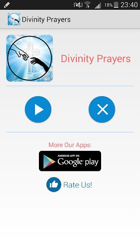 Divinity Prayers
