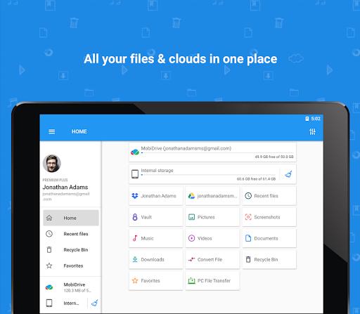 File Commander - File Manager & Free Cloud screenshot 8