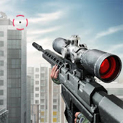 Sniper 3D Gun Shooter: Free Fun Shooting Games