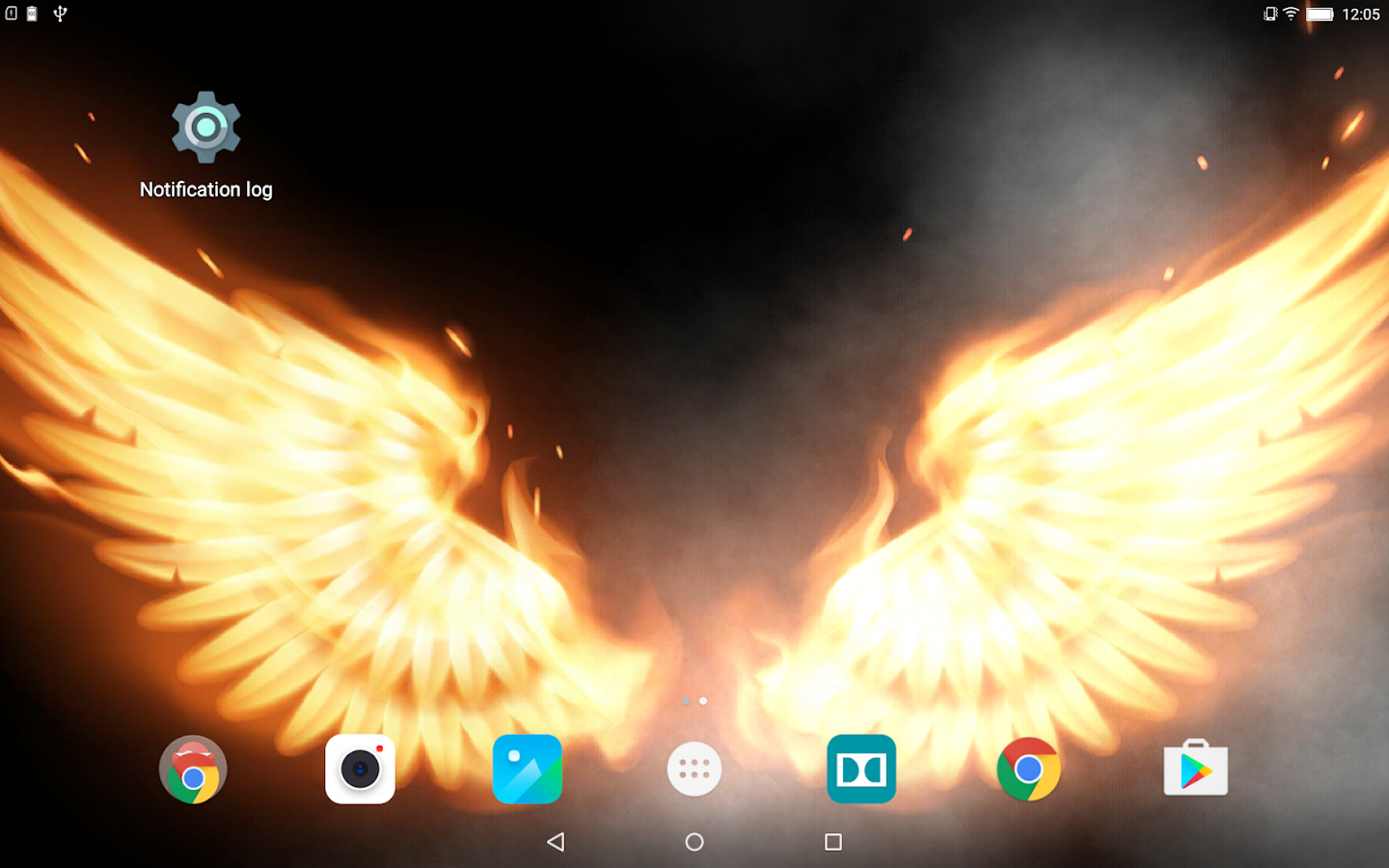 fire live wallpaper android apps on google play