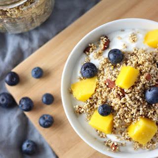 Quinoa Crunch Recipe
