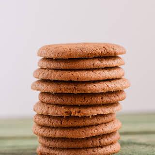 Best Ginger Molasses Cookies.